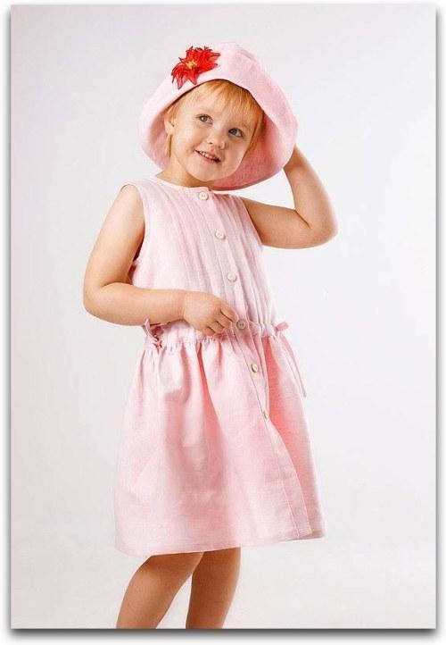 5_elegant_pink_linen_dress
